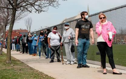 Il Coronavirus non ferma le primarie dem: Wisconsin al voto
