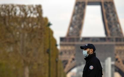 Coronavirus Francia, lockdown prorogato oltre il 15 aprile