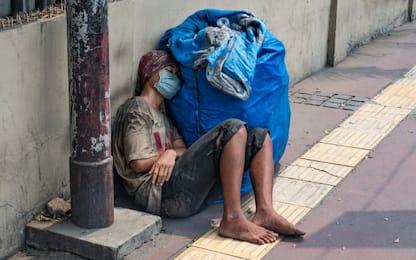 """Coronavirus, Oxfam: """"500 milioni di persone a rischio povertà estrema"""""""