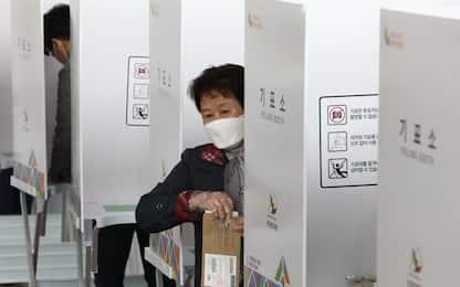 La Corea del Sud al voto nonostante il Coronavirus