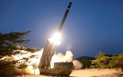 """La Corea del Nord ha lanciato una serie di """"proiettili a corto raggio"""""""