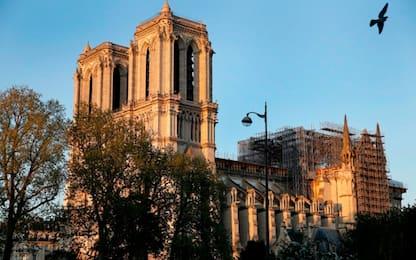 Covid-19, Notre Dame: lavori fermi ad un anno dall'incendio