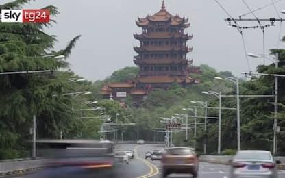 Coronavirus, la ripresa delle attività a Wuhan in timelapse. VIDEO
