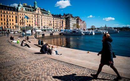 Cosa ci insegna la Svezia in crisi economica anche senza lockdown