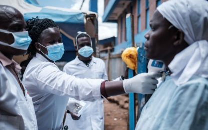 """Coronavirus, Oms: """"In Africa +60% di morti in una settimana"""""""