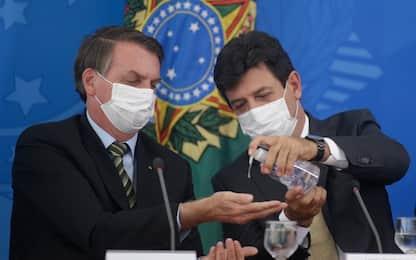 Coronavirus Brasile, si dimette ministro della Salute Mandetta
