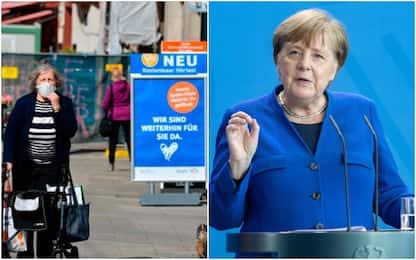 """Coronavirus Germania, Merkel: """"Non sentiamoci al sicuro"""""""