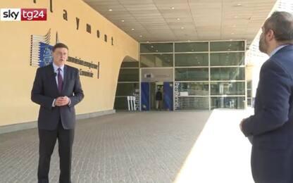 Dombrovskis: in Eurozona accesso a credito a condizioni migliorate Mes