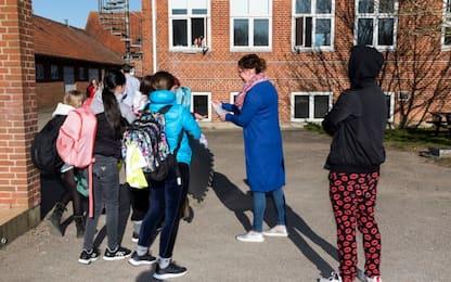 Coronavirus, le scuole che riaprono in Europa . FOTO