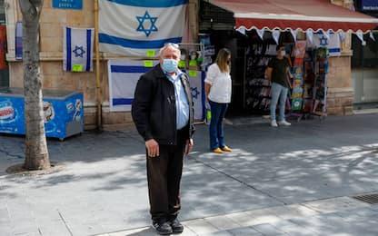 Israele, accordo di governo Netanyahu-Gantz per far fronte a Covid-19