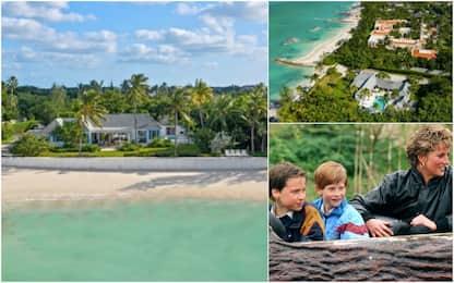 Lady Diana, in vendita villa vacanze Bahamas. FOTO