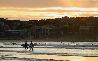 Coronavirus, in Australia riapre al pubblico Bondi Beach