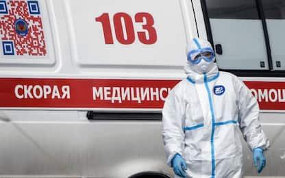 Coronavirus Russia, quasi 10mila casi in 24 ore