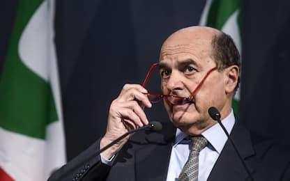 """Bersani: """"Renzi regista della scissione dal Pd, ha fatto tutto lui"""""""