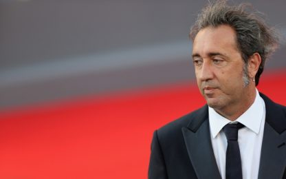 """Paolo Sorrentino a Sky Tg24: """"Il futuro del cinema in sala e in tv"""""""