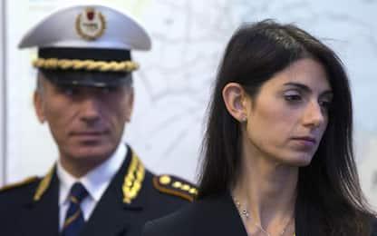 """Caso nomine a Roma, interrogata Raggi: """"Marra eseguì mia direttiva"""""""