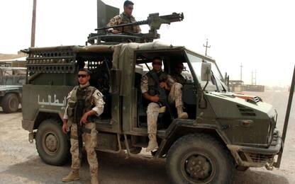 Missioni estero: 1,13 miliardi per il 2017. Quasi 1.500 uomini in Iraq