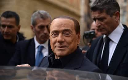 Terremoto, all'asta un pranzo di beneficenza con Berlusconi