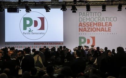 """Assemblea Pd, Emiliano, Rossi e Speranza: """"Renzi ha scelto scissione"""""""