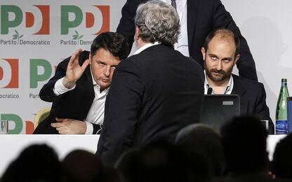 Renzi: congresso Pd e primarie. Rossi: pronto a restituire la tessera