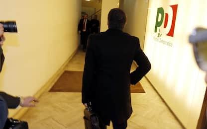 """Pd, Renzi: """"Politica litiga, il mondo corre"""". Errani verso addio"""