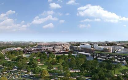 Stadio Roma, accordo su Tor di Valle ma con cubature dimezzate