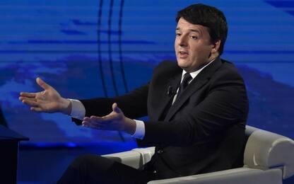 Renzi: sul voto decide Gentiloni. Scissione Pd? Progetto di D'Alema