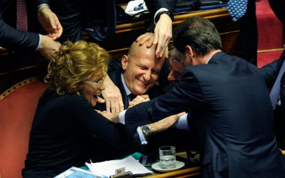 Senato:no a decadenza Minzolini. Di Maio: non lamentatevi di violenze