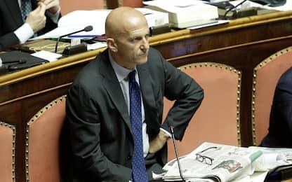 """Senato, Minzolini: """"Presentate le dimissioni, io persona seria"""""""