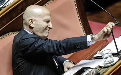 Minzolini, il Senato accoglie le dimissioni con 142 Sì