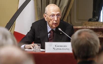 Napolitano: su intercettazioni c'è ipocrisia, questione aperta da anni