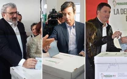 Primarie Pd, elettori al voto