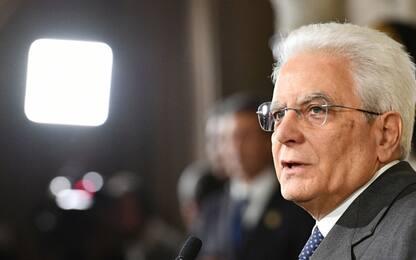 Mattarella: probabile scadenza naturale legislatura, voto a primavera
