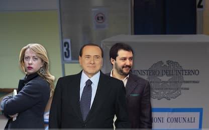 Ballottaggi Comunali, Berlusconi rilancia l'unità del centrodestra