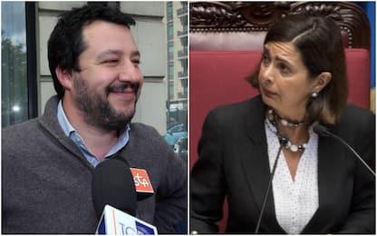 Ius soli, Salvini: Parlamento pensi ad altro. Boldrini: È necessario