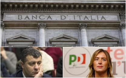 """Bankitalia, Mdp: """"Boschi stia fuori dal Cdm per nomina governatore"""""""