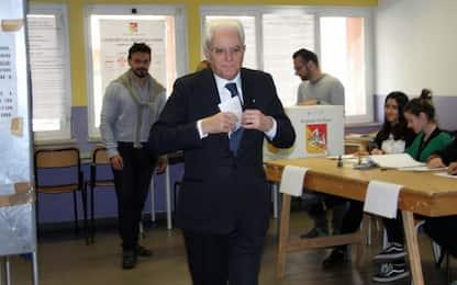 Candidati e cittadini al voto in Sicilia