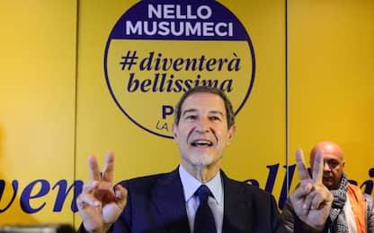 Elezioni Sicilia, Musumeci ottiene la maggioranza in Parlamento