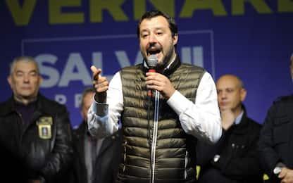 """Elezioni Sicilia, Salvini esulta: """"Voti della Lega determinanti"""""""