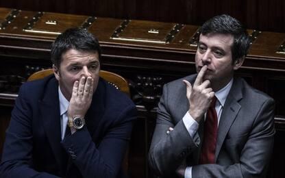 """Renzi: """"Ho sentito Orlando, tutti d'accordo sulla linea dell'apertura"""""""