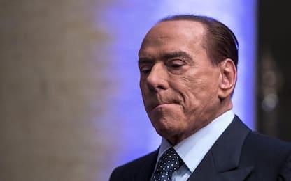 """Elezioni, Berlusconi: """"Senza vincitori avanti con Gentiloni"""""""