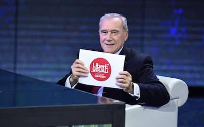 """Elezioni Lazio, Grasso: """"Sì a Zingaretti per svolta a sinistra"""""""