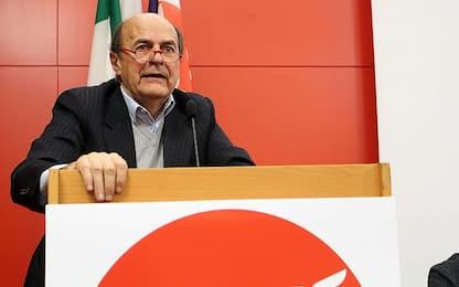 """Elezioni 2018, Bersani: """"Con Berlusconi eravamo vicini al default"""""""