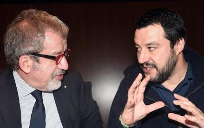 """Lega, Maroni: """"Salvini con me stalinista, ma lo sosterrò"""""""