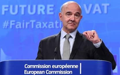 """Moscovici: """"Nessuna interferenza da Bruxelles nel voto italiano"""""""