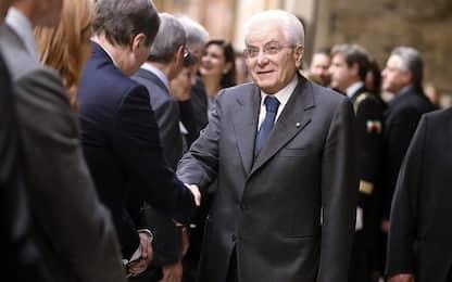 Foibe, Mattarella: capitolo tragico, frutto del nazionalismo estremo