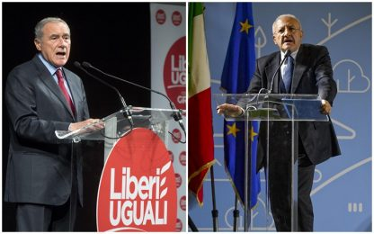 """Inchiesta rifiuti, De Luca contro Grasso: """"Moralismo da quattro soldi"""""""