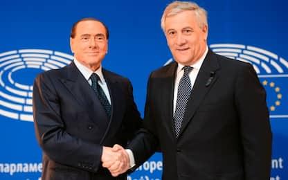 "Elezioni 2018, Berlusconi: ""Ok da Tajani, sarà premier centrodestra"""