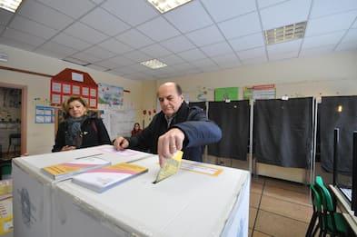 Elezioni 2018, Bersani al voto