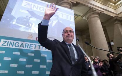 """Elezioni regionali Lazio, vince Zingaretti: """"Straordinaria rimonta"""""""